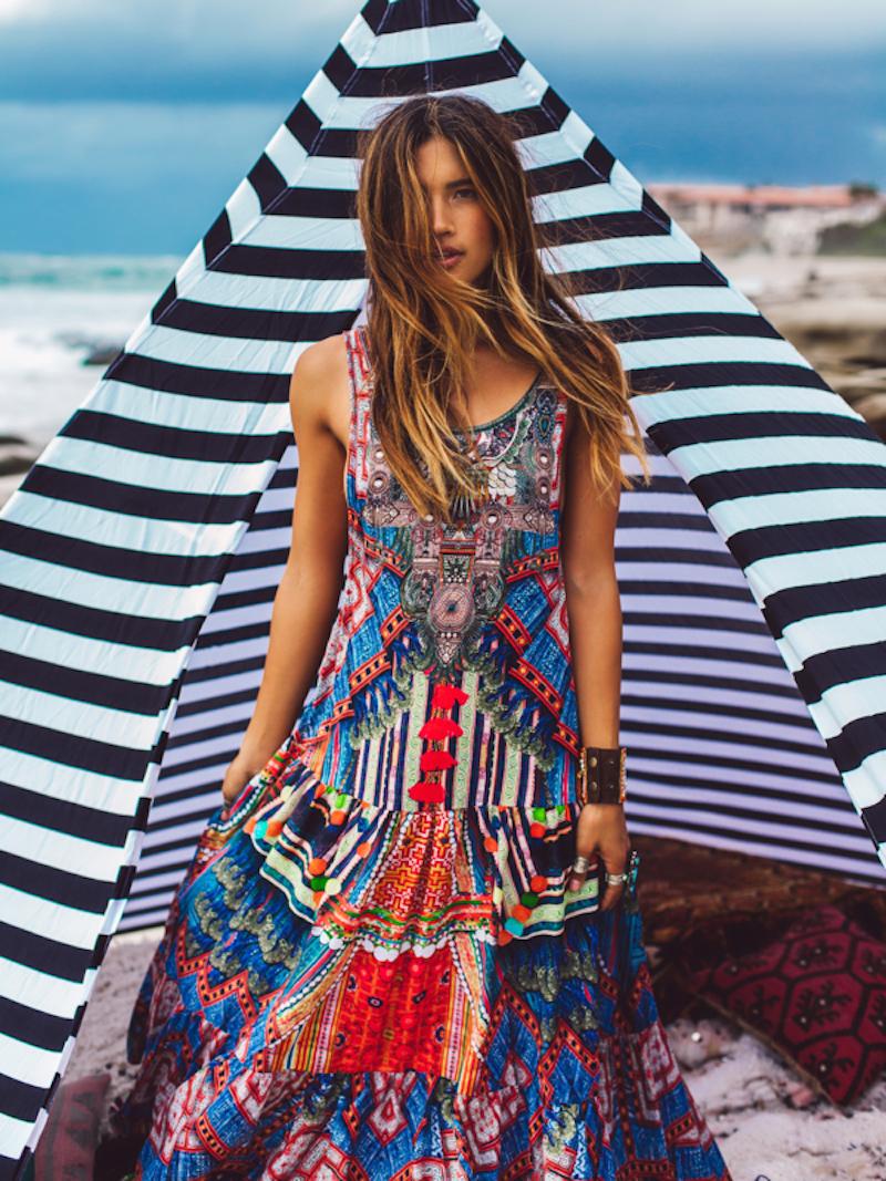 Rachel Barnes - model