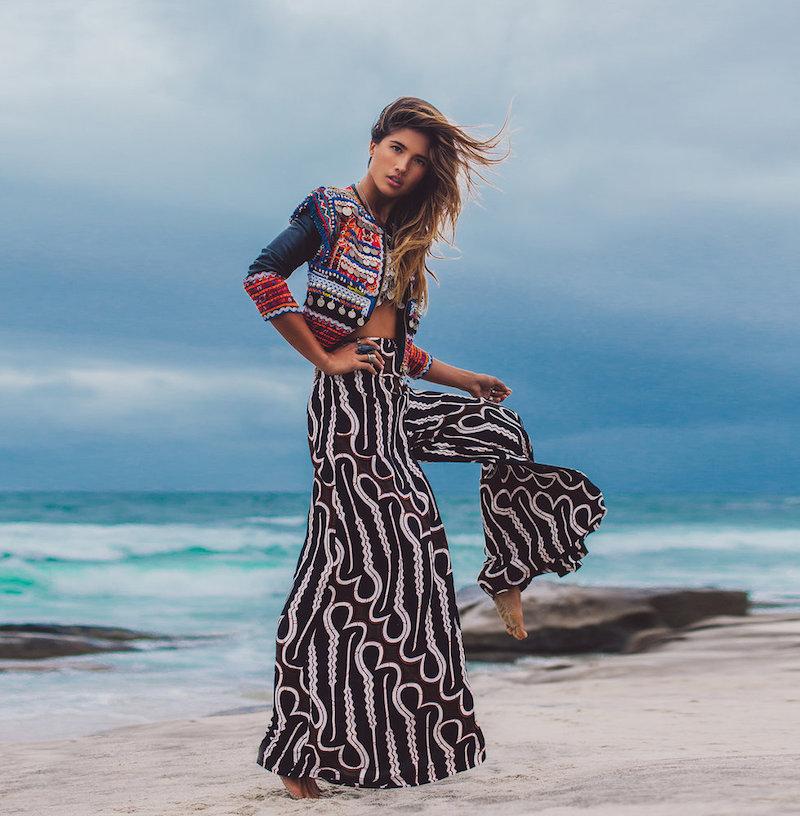 model Rachel Barnes