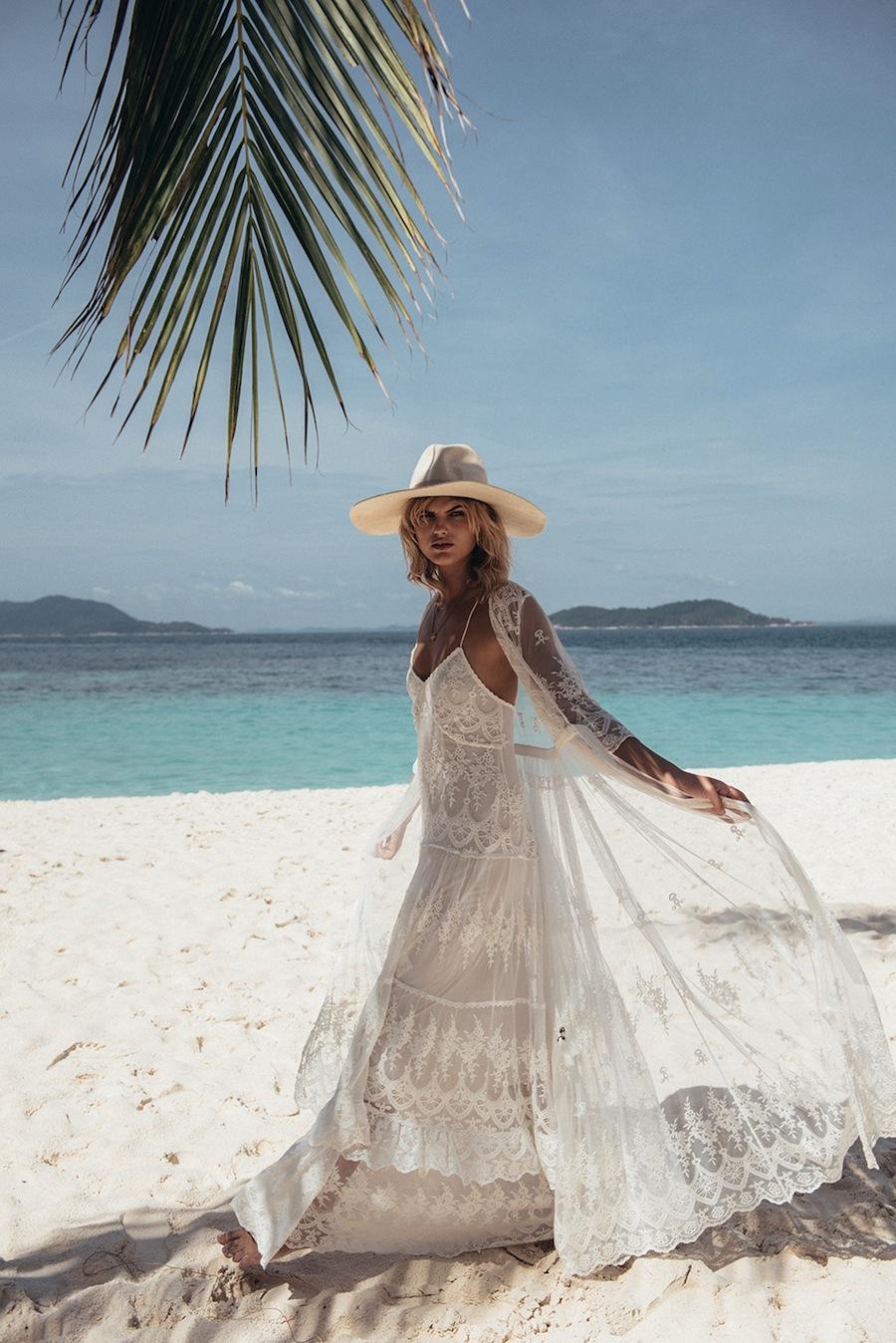 Spell Designs - Spell Bride Canyon Moon Dress