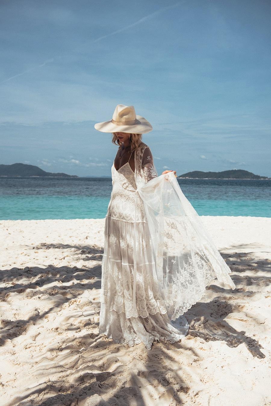 Spell Bride - Canyon Moon Dress