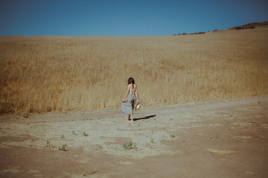 californian photographer Jenavieve Belair