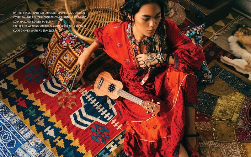 Nicoline Patricia Malina - styling Alia Husin