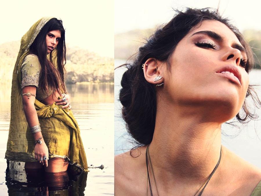 Celeste Twikler - model Nakisha