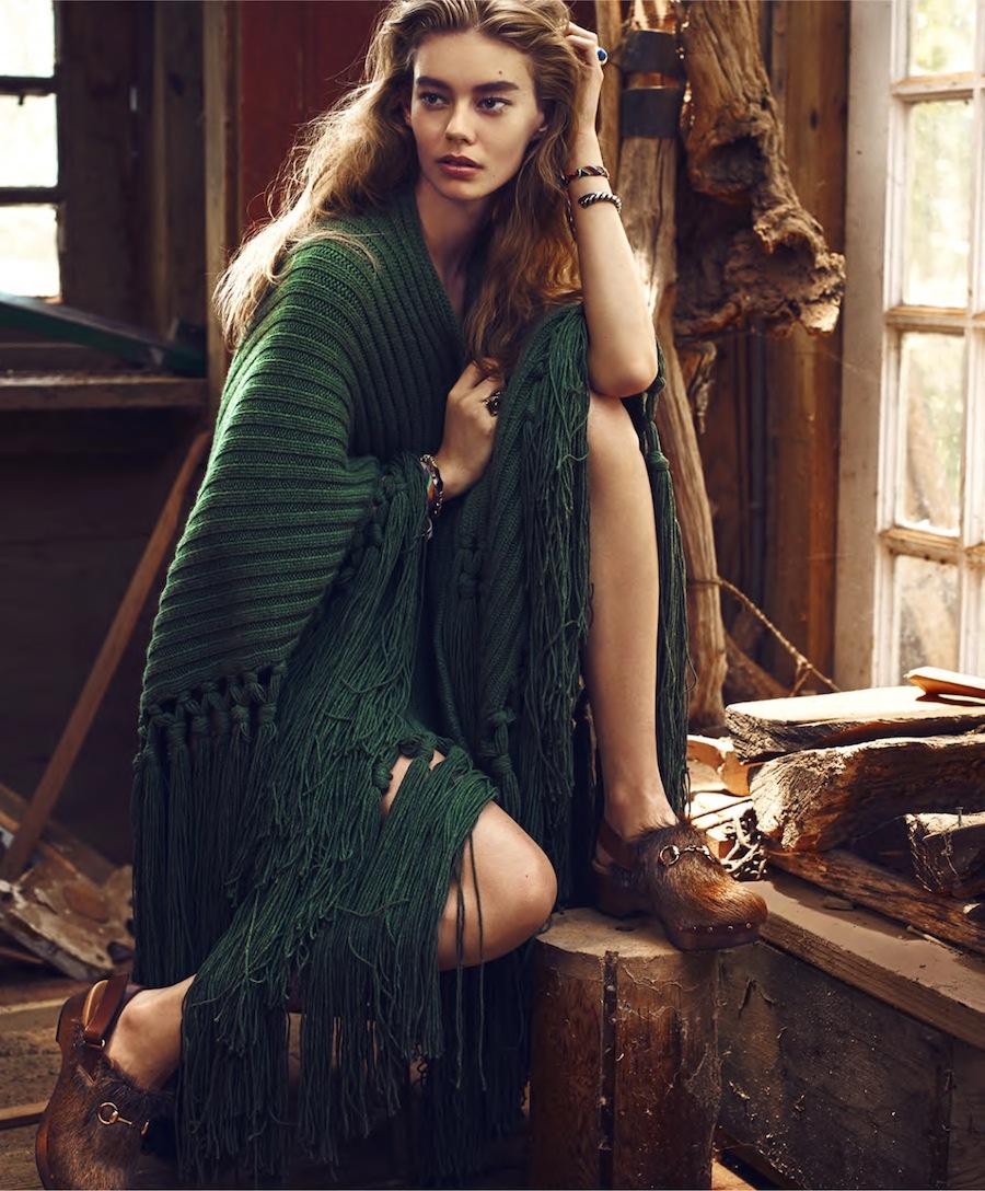 model Ondria Hardin