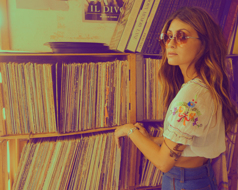 "3Liberation ""Electric Lemonde"" lookbook - models Selena & Rachel"
