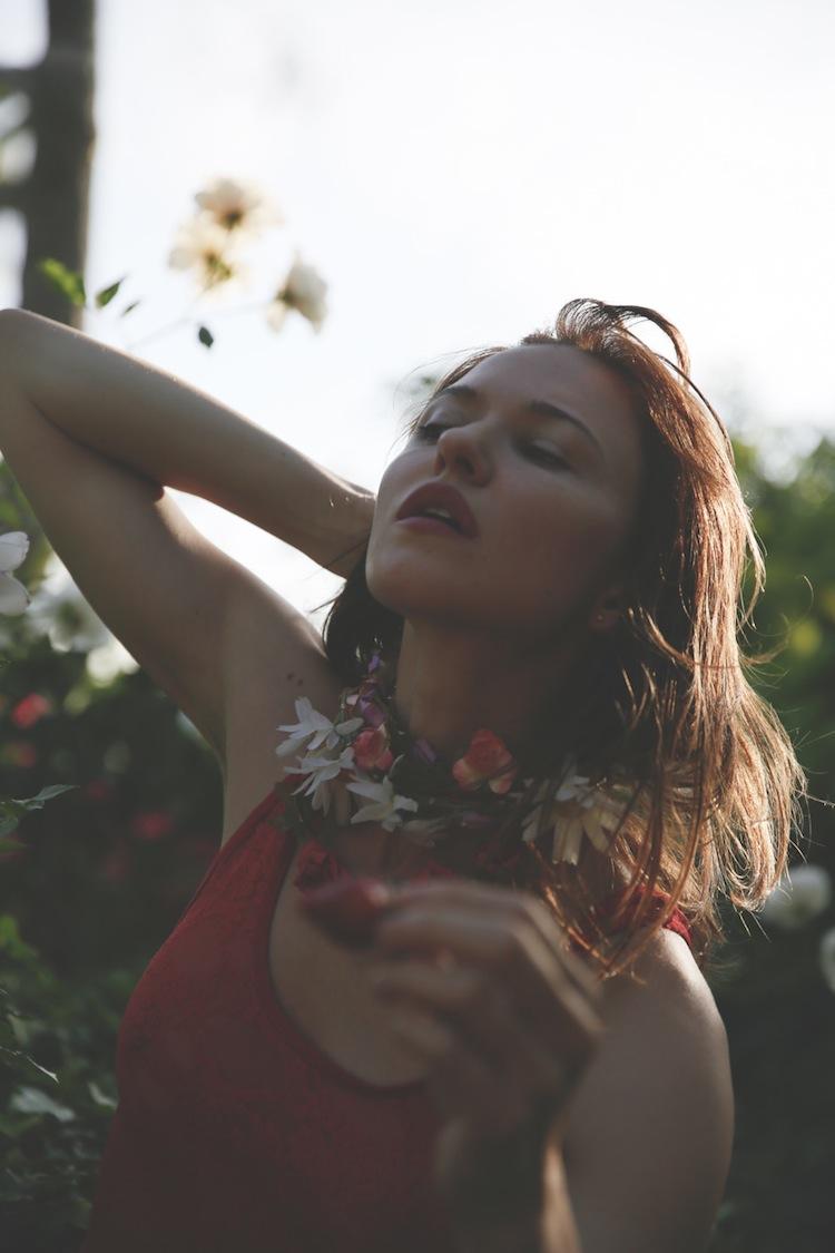 Flowerhugger - Michelle Barton