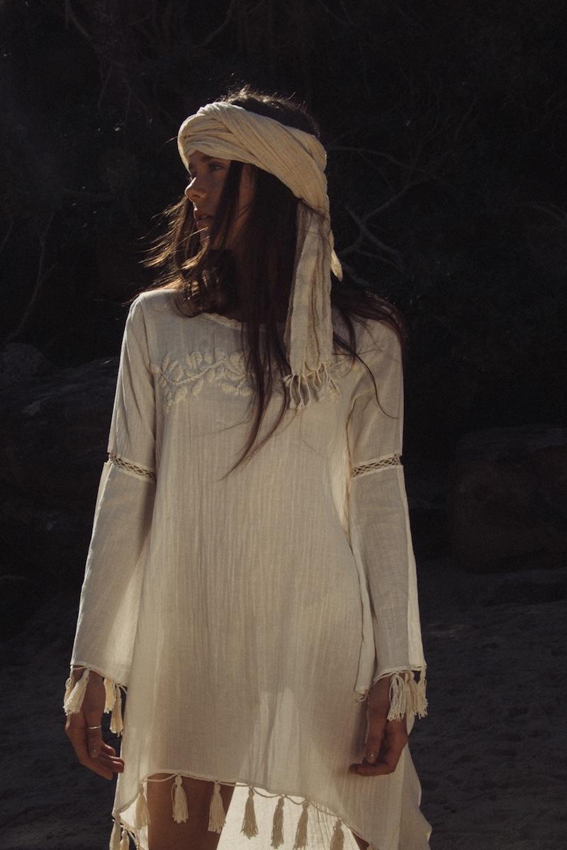 Laura Goodall x Hope & May