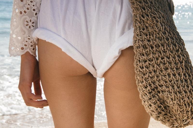 Laura Goodall - model Kobi Maguire