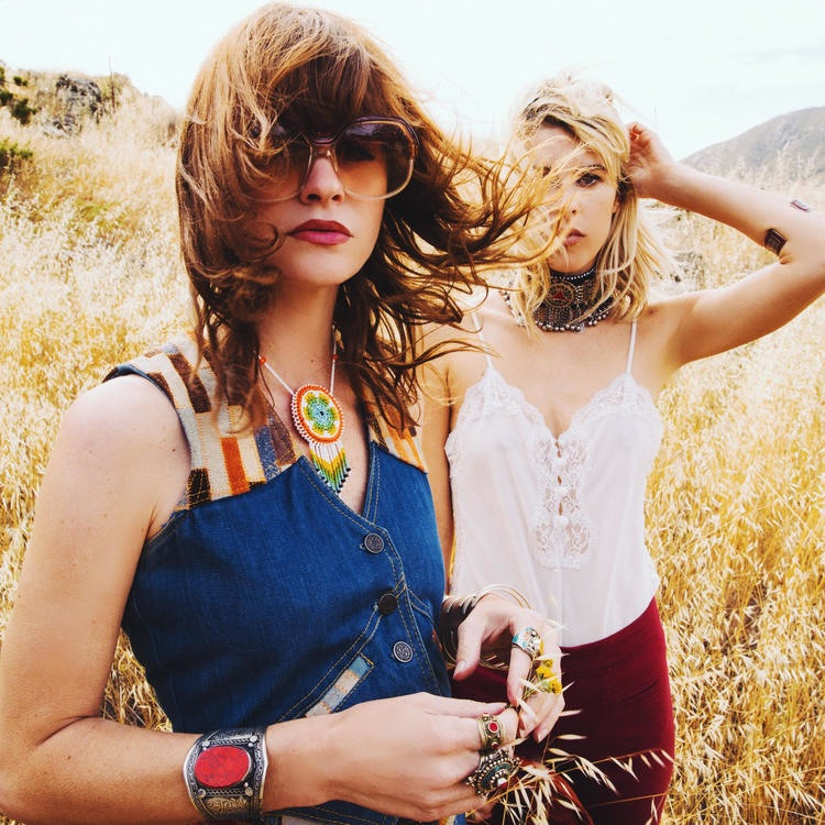 Jenny Parry and Kelley Ash by Michelle Barton