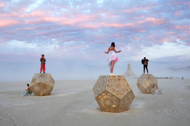 Burning Man 2015 - HYBYCOZO