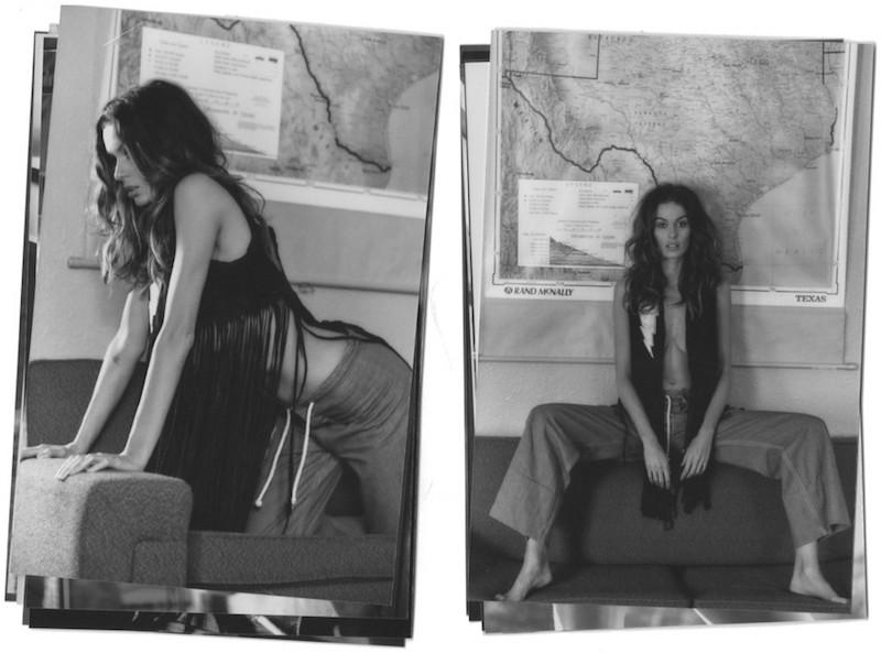 Nicole Trufino shot by Harper Smith