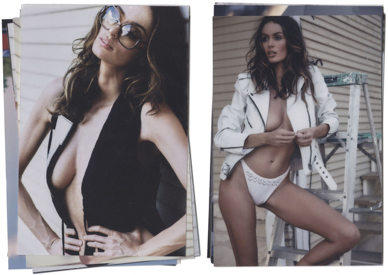 Nicole Trufino for Understated Leather campaign
