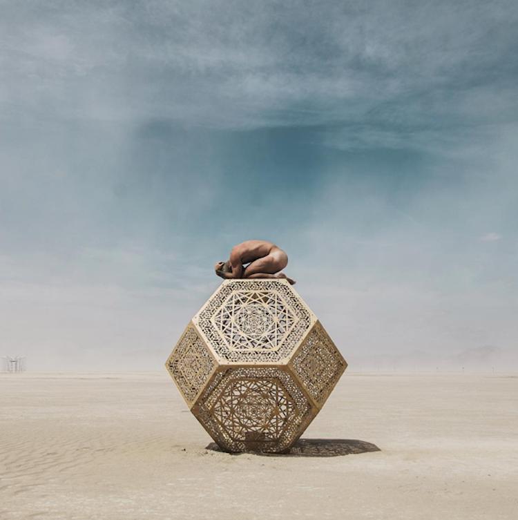 Burning Man 2015 - art