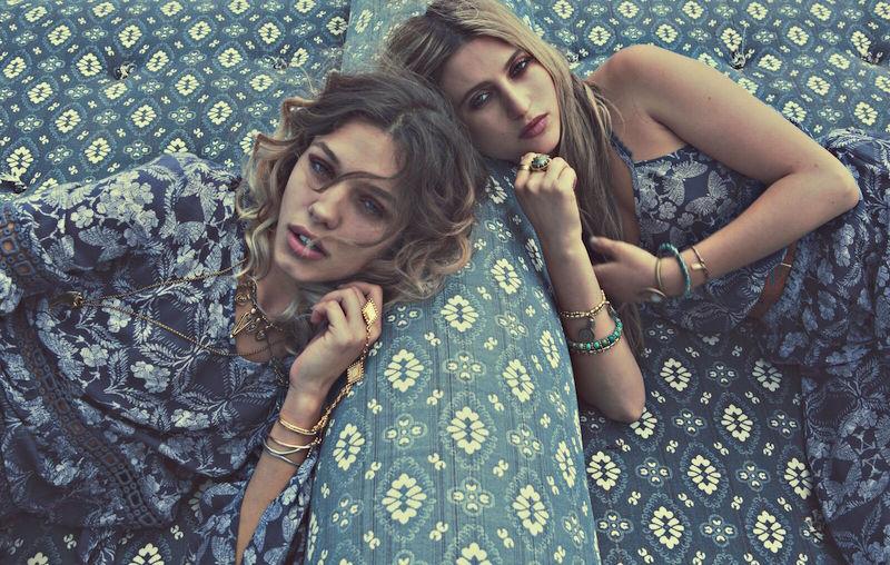 Janell Shirtcliff shot Natascha Elisa & Yvonne Logan