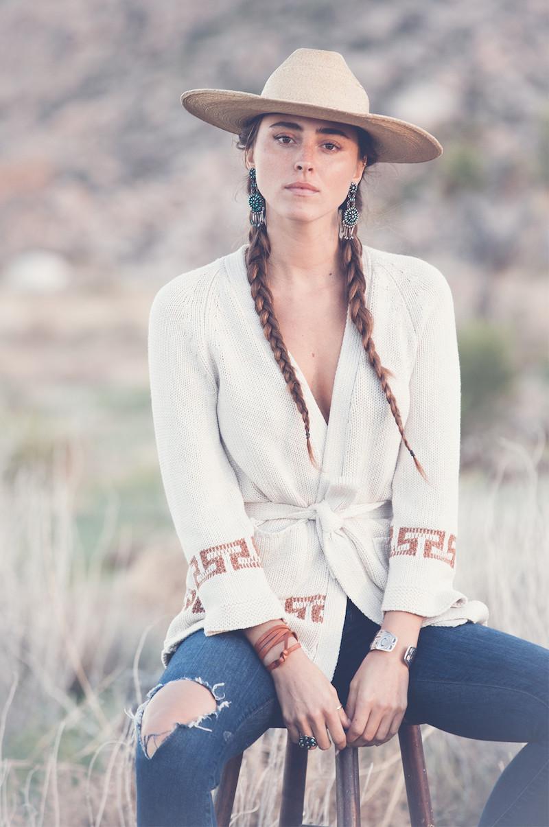 "Arielle Mermin ""Spirit"" lookbook"