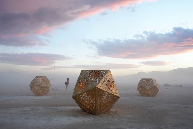 Burning Man 2015 - desert