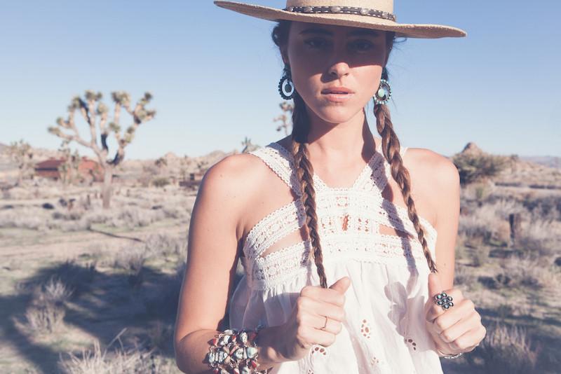 """Arielle Mermin """"Spirit"""" lookbook - Ray Roberts"""