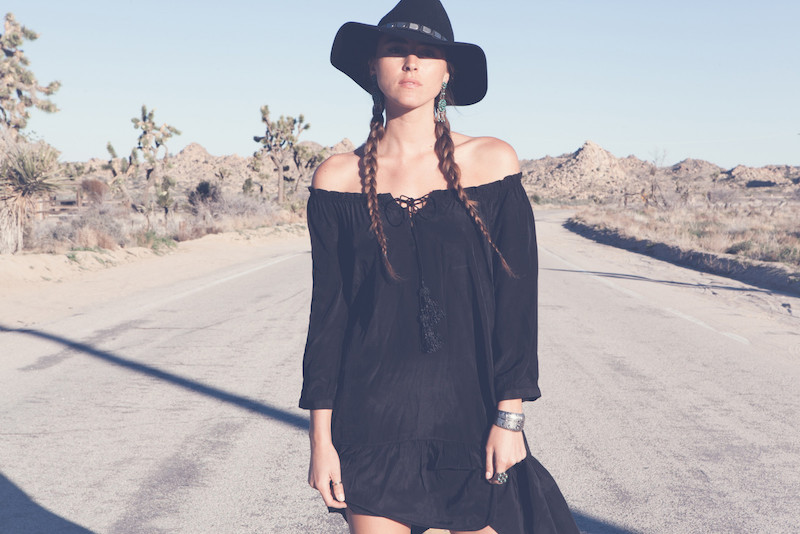 "Arielle Mermin ""Spirit"" lookbook photography Chrissy Piper"