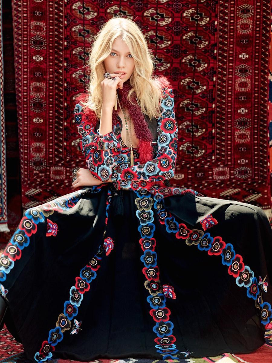 model Stella Maxwell
