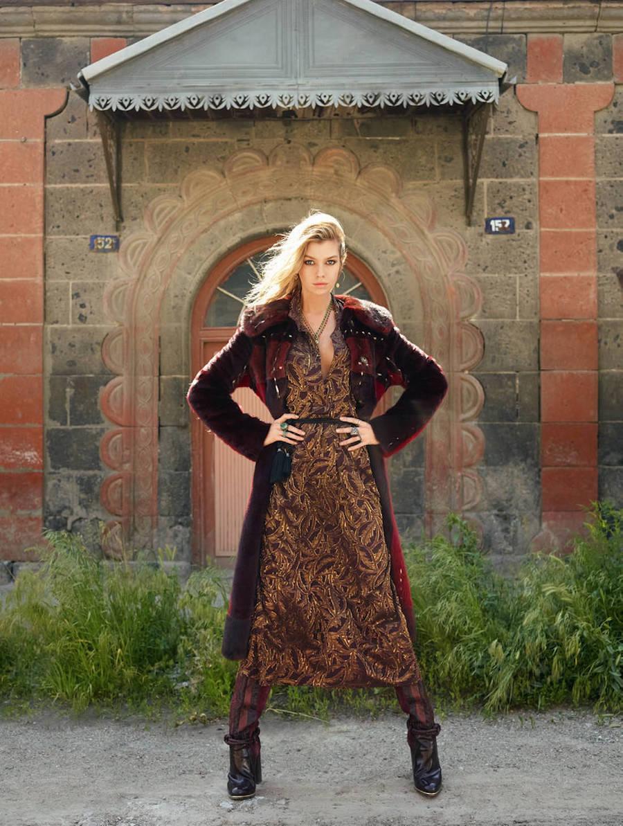 Vogue Russia - Stella Maxwell