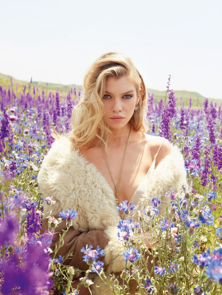 Stella Maxwell for Vogue
