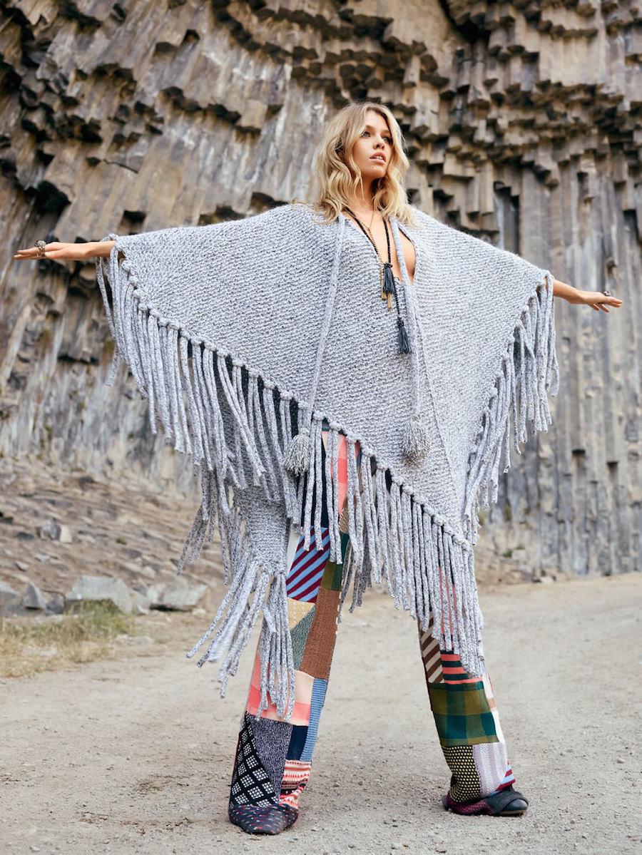 David Mushegain shot model Stella Maxwell