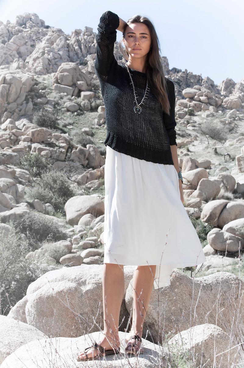 "Arielle Mermin ""Spirit"" lookbook photography Chrissy Piper model Ray Roberts"