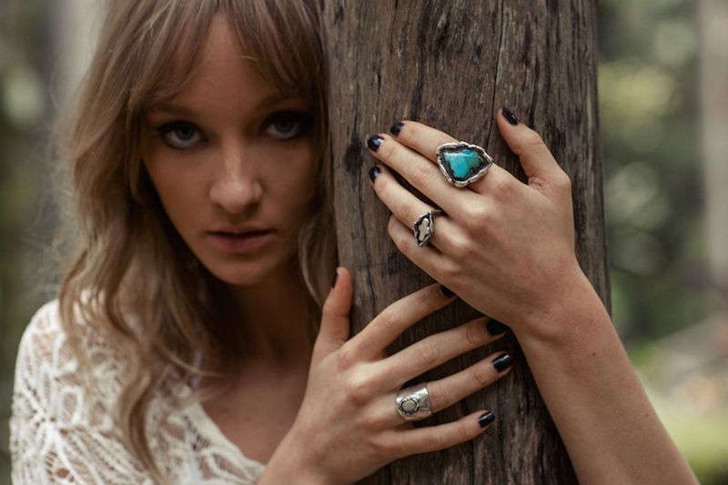 "Vice Jewellery ""Rainbow in the Dark"" campaign"