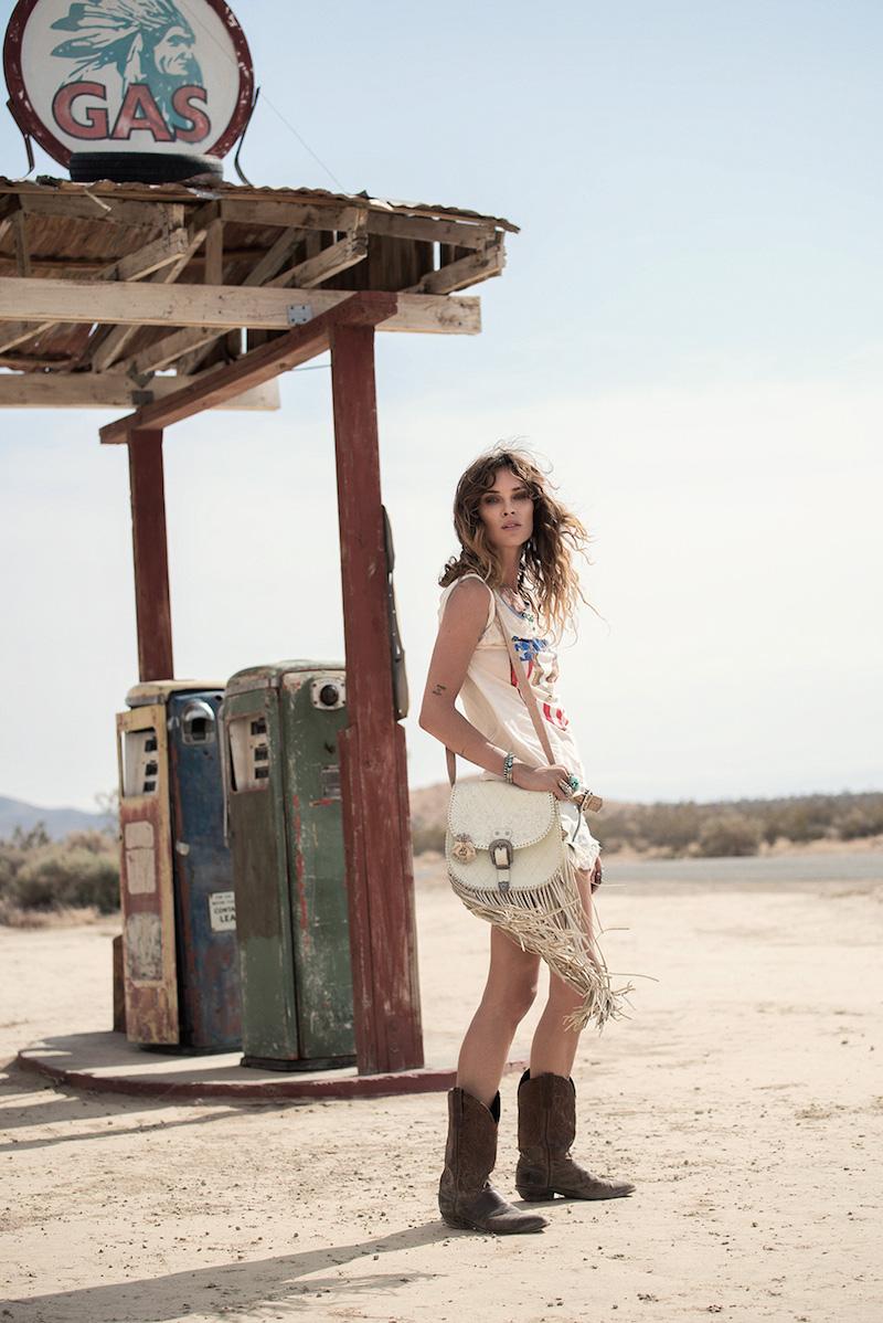 model Erin Wasson