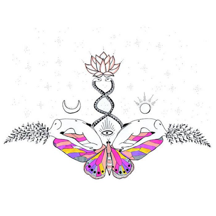 sacred illustration