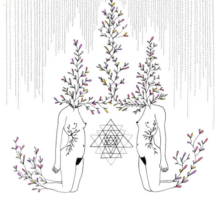 sacred geometry by MerakiLabbe