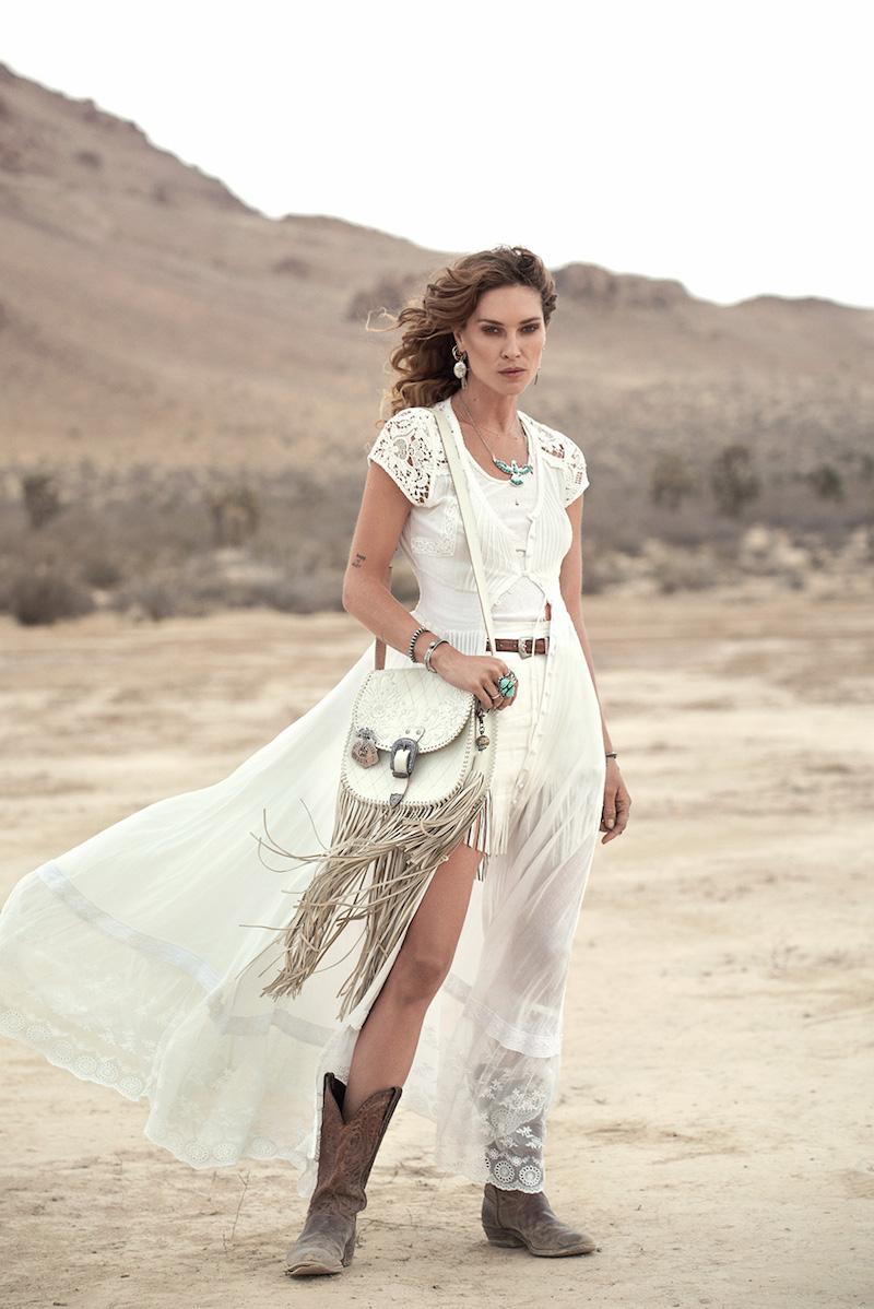 Spell Designs - wild-belle-gown