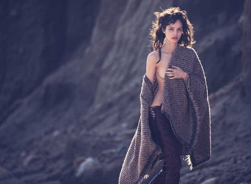 model Luma Grothe