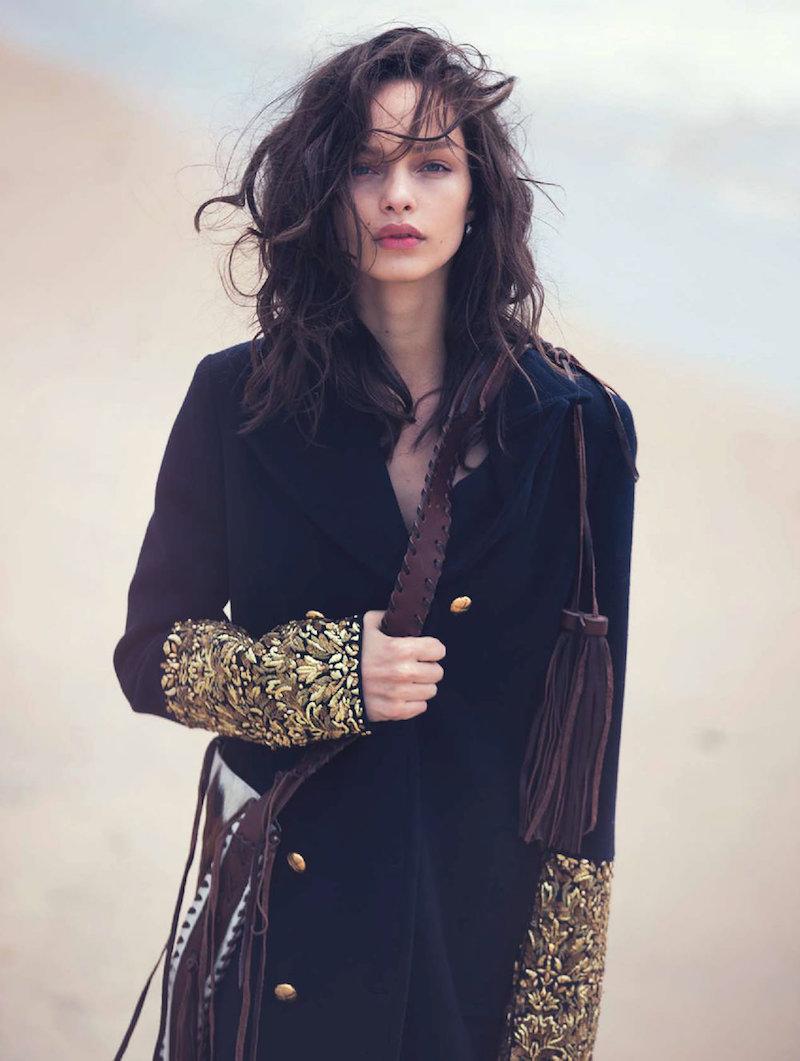"Marie Claire Italia November 2015 ""Wild West"""