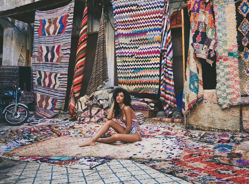 "Mara Hoffman ""A Moroccan Dream"""
