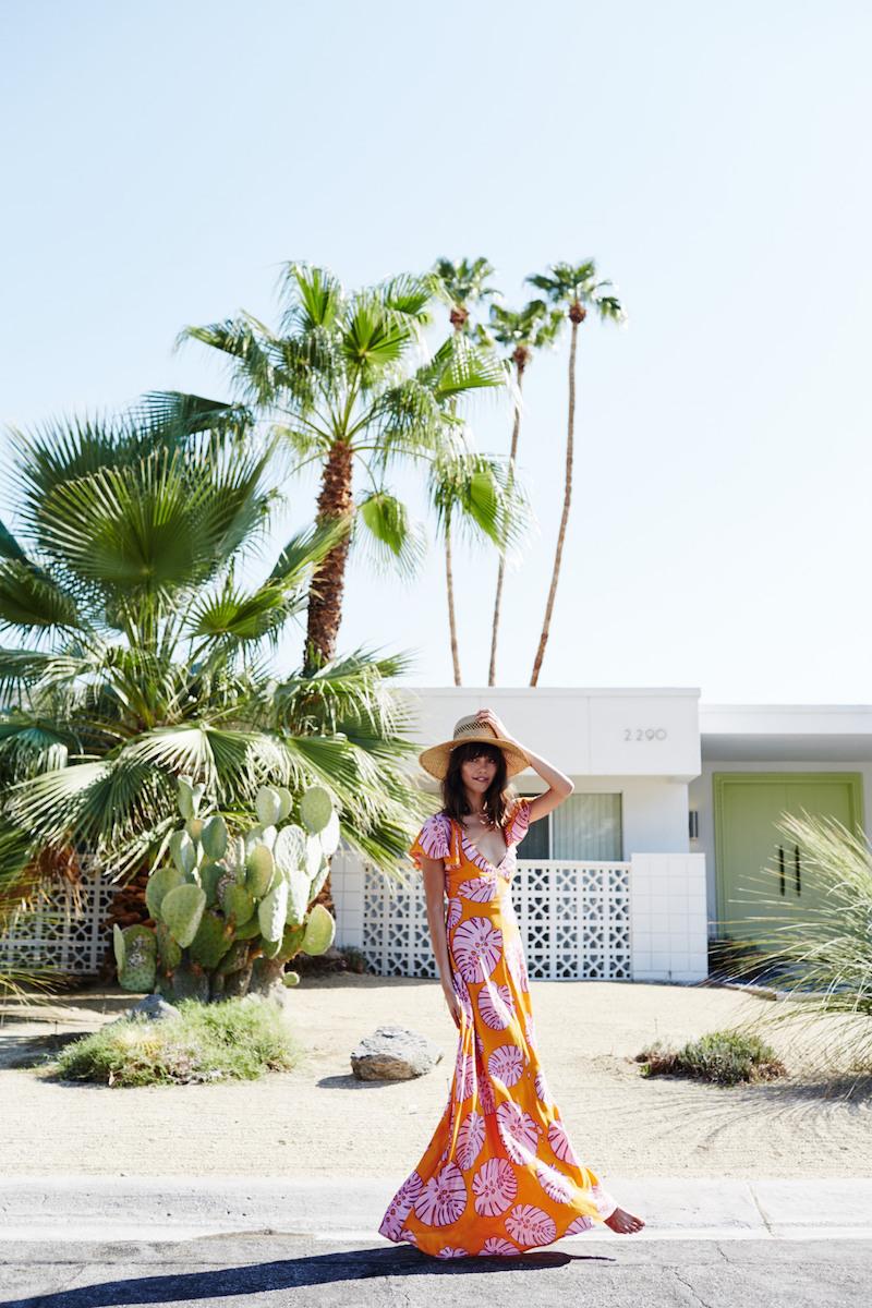 Mister Zimt - model Samantha Basalari