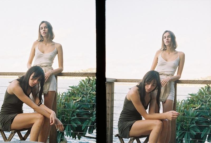 Mali Koopman & Annabelle Harbison