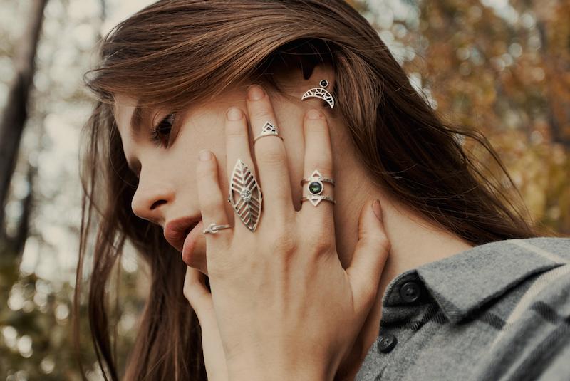 Aloha Gaia - silver jewelry