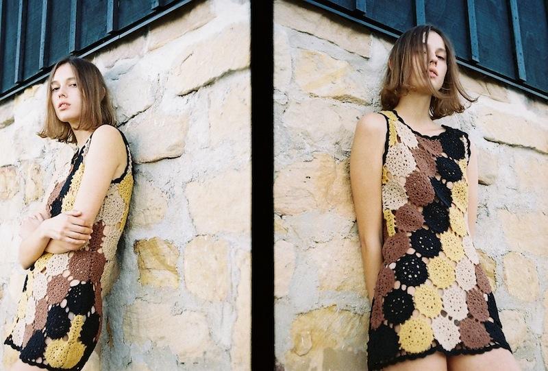 All That Remains - crochet dress