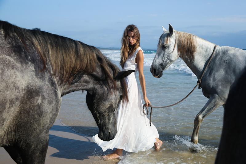 Miss June - Sirens Lookbook by David Hauserman