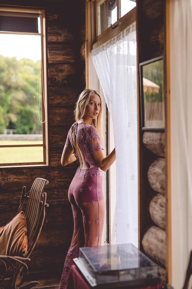 Arnhem Clothing - Cabin Fever shoot