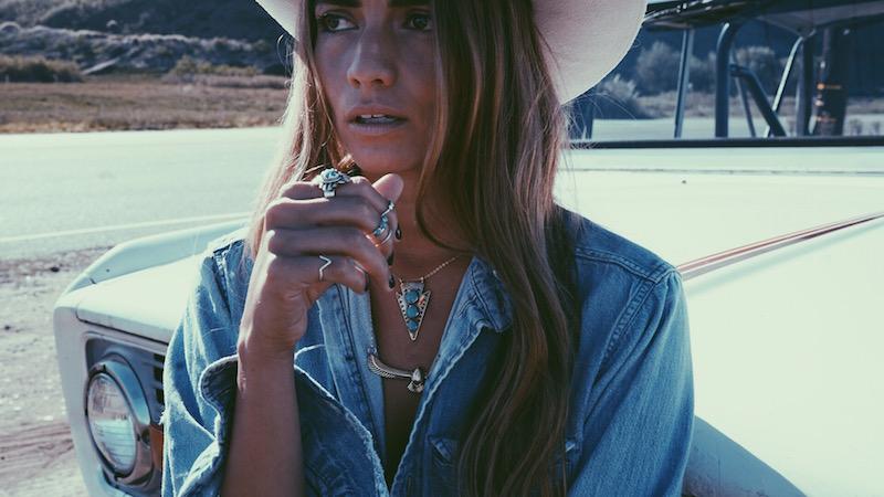 model Sarah Peinado