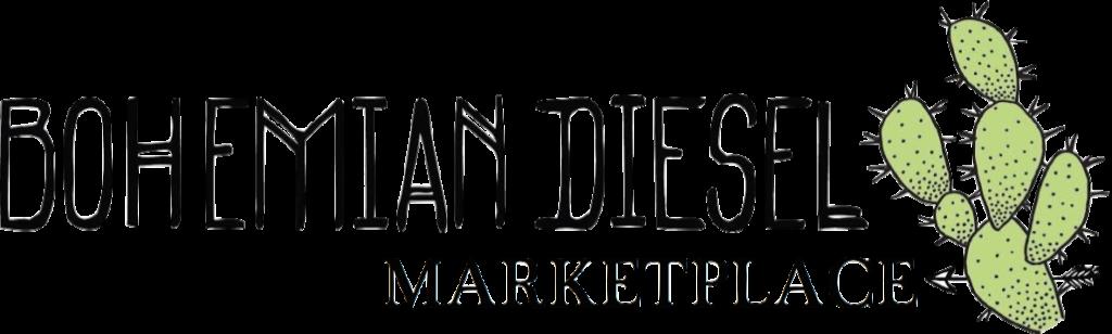 logo_marketplace_bohemiandiesel Kopie 2