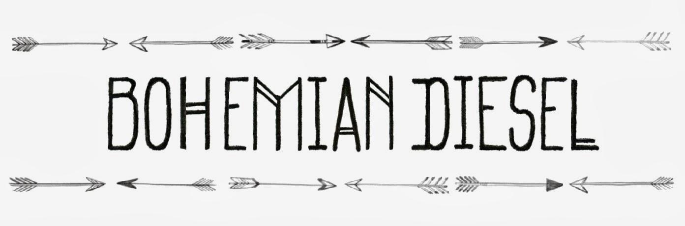 Bohemian Diesel Blog