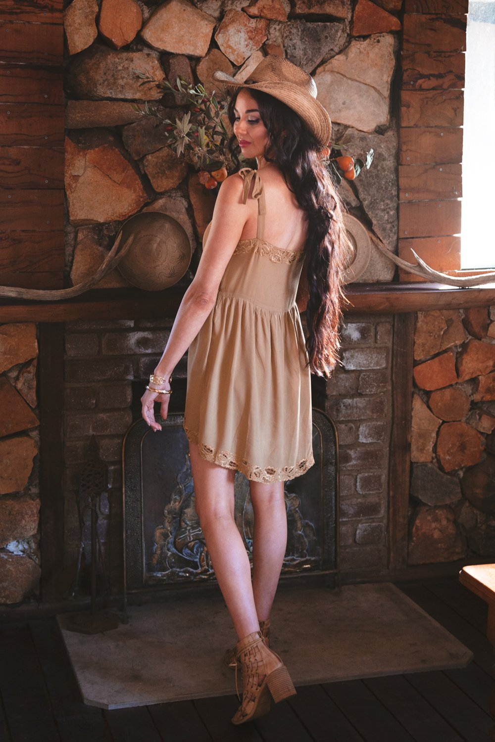 PEONY_MINI_DRESS_-_GOLDEN_OLIVE_10
